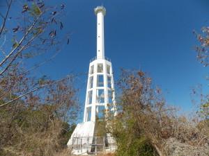 Apo Reef lighthouse